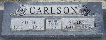 CARLSON, ALBERT - Lincoln County, South Dakota | ALBERT CARLSON - South Dakota Gravestone Photos