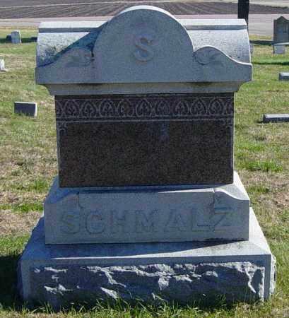 SCHMALZ, FAMILY MEMORIAL - Lincoln County, South Dakota | FAMILY MEMORIAL SCHMALZ - South Dakota Gravestone Photos