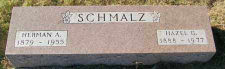SCHMALZ, HERMAN A. - Lincoln County, South Dakota | HERMAN A. SCHMALZ - South Dakota Gravestone Photos