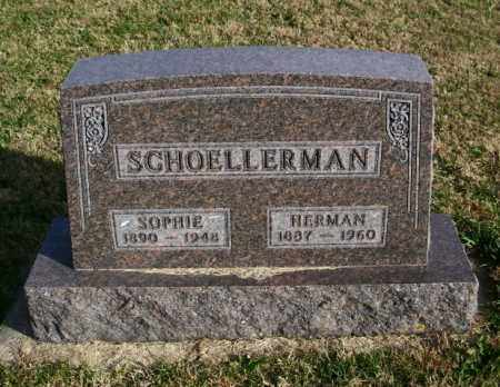 SCHOELLERMAN, HERMAN - Lincoln County, South Dakota   HERMAN SCHOELLERMAN - South Dakota Gravestone Photos