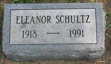 SCHULTZ, ELEANOR - Lincoln County, South Dakota | ELEANOR SCHULTZ - South Dakota Gravestone Photos