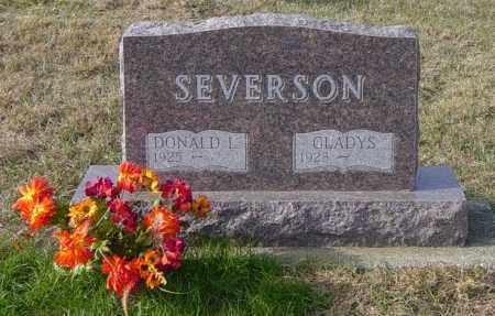 SEVERSON, GLADYS - Lincoln County, South Dakota | GLADYS SEVERSON - South Dakota Gravestone Photos
