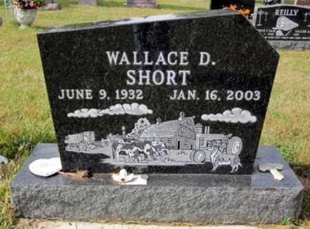 SHORT, WALLACE DALE - Lincoln County, South Dakota | WALLACE DALE SHORT - South Dakota Gravestone Photos