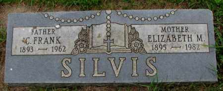 SILVIS, ELIZABETH M. - Lincoln County, South Dakota | ELIZABETH M. SILVIS - South Dakota Gravestone Photos