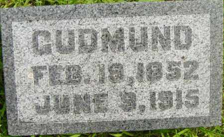 SKARTVEDT, GUDMUND - Lincoln County, South Dakota | GUDMUND SKARTVEDT - South Dakota Gravestone Photos