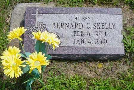 SKELLY, BERNARD C - Lincoln County, South Dakota | BERNARD C SKELLY - South Dakota Gravestone Photos