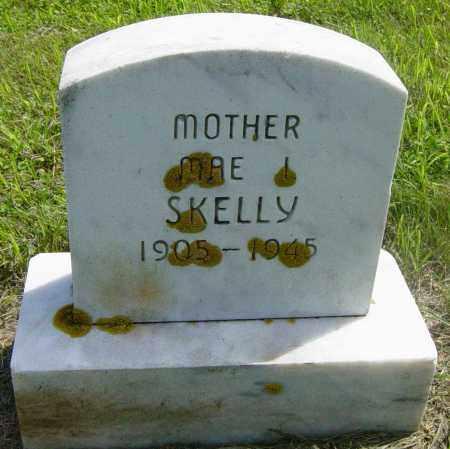 SKELLY, MAE I - Lincoln County, South Dakota   MAE I SKELLY - South Dakota Gravestone Photos
