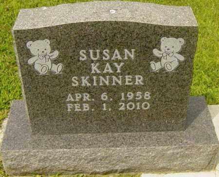 SKINNER, SUSAN KAY - Lincoln County, South Dakota | SUSAN KAY SKINNER - South Dakota Gravestone Photos
