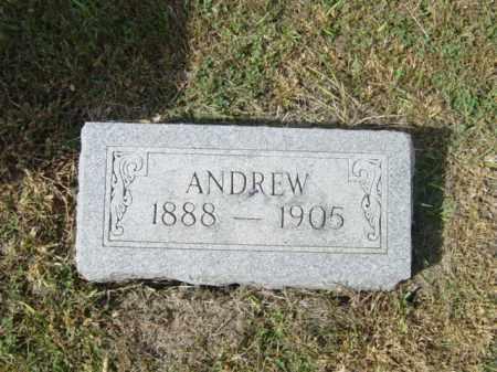 SKORHEIM, ANDREW - Lincoln County, South Dakota | ANDREW SKORHEIM - South Dakota Gravestone Photos