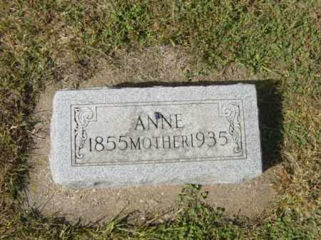 SKORHEIM, ANNE - Lincoln County, South Dakota | ANNE SKORHEIM - South Dakota Gravestone Photos