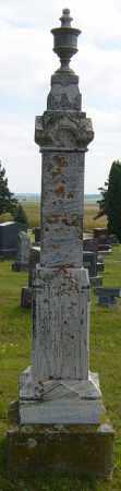 SLACK, DANIEL - Lincoln County, South Dakota | DANIEL SLACK - South Dakota Gravestone Photos