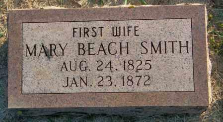 SMITH, MARY - Lincoln County, South Dakota | MARY SMITH - South Dakota Gravestone Photos