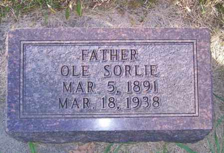 SORLIE, OLE - Lincoln County, South Dakota | OLE SORLIE - South Dakota Gravestone Photos