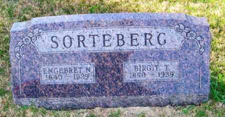 SORTEBERG, ENGEBRET N. - Lincoln County, South Dakota | ENGEBRET N. SORTEBERG - South Dakota Gravestone Photos