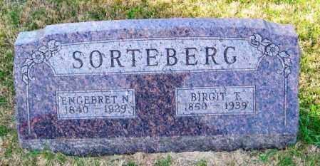 SORTEBERG, BIRGIT T. - Lincoln County, South Dakota | BIRGIT T. SORTEBERG - South Dakota Gravestone Photos