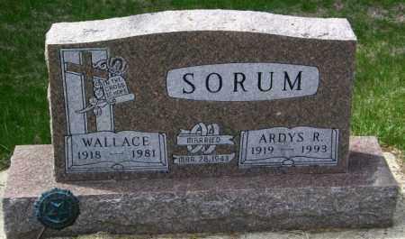 SORUM, ARDYS R - Lincoln County, South Dakota   ARDYS R SORUM - South Dakota Gravestone Photos