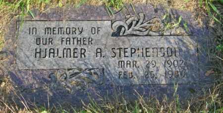 STEPHENSON, HJALMER A. - Lincoln County, South Dakota | HJALMER A. STEPHENSON - South Dakota Gravestone Photos
