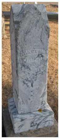 STRAIGHT, NANCY A. - Lincoln County, South Dakota   NANCY A. STRAIGHT - South Dakota Gravestone Photos
