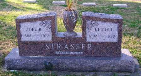 STRASSER, JOEL B. - Lincoln County, South Dakota | JOEL B. STRASSER - South Dakota Gravestone Photos