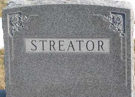 STREATOR, PLOT - Lincoln County, South Dakota   PLOT STREATOR - South Dakota Gravestone Photos