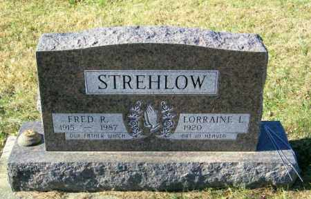 STREHLOW, LORRAINE L - Lincoln County, South Dakota | LORRAINE L STREHLOW - South Dakota Gravestone Photos
