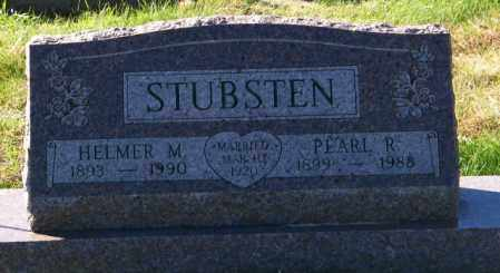 STUBSTEN, PEARL RUBY - Lincoln County, South Dakota | PEARL RUBY STUBSTEN - South Dakota Gravestone Photos
