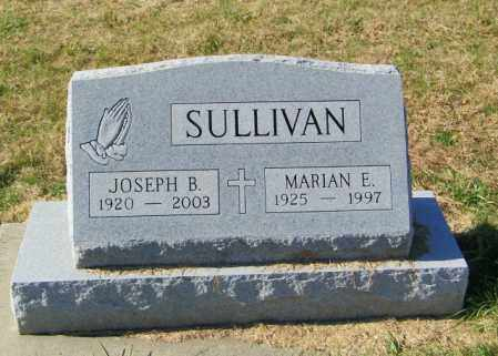 SULLIVAN, JOSEPH B - Lincoln County, South Dakota | JOSEPH B SULLIVAN - South Dakota Gravestone Photos