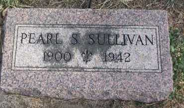SULLIVAN, PEARL - Lincoln County, South Dakota | PEARL SULLIVAN - South Dakota Gravestone Photos
