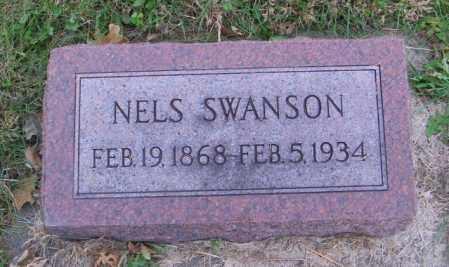 SWANSON, NELS - Lincoln County, South Dakota | NELS SWANSON - South Dakota Gravestone Photos