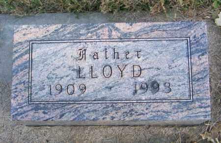 SWENSON, LLOYD - Lincoln County, South Dakota | LLOYD SWENSON - South Dakota Gravestone Photos