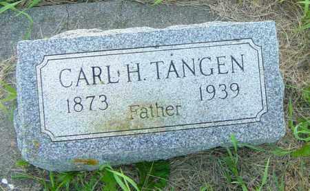 TANGEN, CARL H - Lincoln County, South Dakota | CARL H TANGEN - South Dakota Gravestone Photos