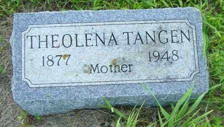 TANGEN, THEOLENA - Lincoln County, South Dakota | THEOLENA TANGEN - South Dakota Gravestone Photos