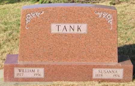 TANK, WILLIAM E. - Lincoln County, South Dakota | WILLIAM E. TANK - South Dakota Gravestone Photos