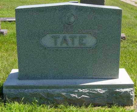 TATE FAMILY MEMORIAL, ARTHUR J - Lincoln County, South Dakota | ARTHUR J TATE FAMILY MEMORIAL - South Dakota Gravestone Photos