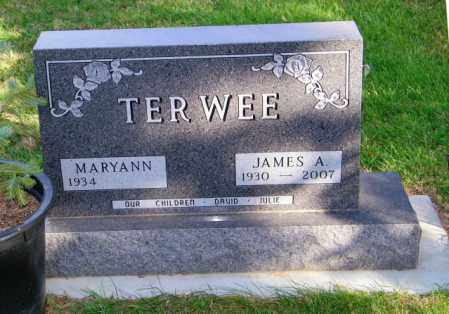 TER WEE, MARYANN - Lincoln County, South Dakota | MARYANN TER WEE - South Dakota Gravestone Photos