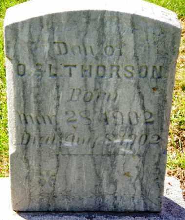 THORSON, BLANCHE - Lincoln County, South Dakota   BLANCHE THORSON - South Dakota Gravestone Photos