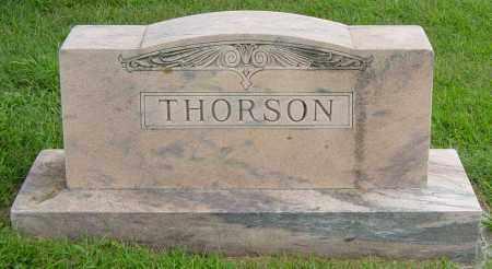 THORSON FAMILY MEMORIAL, SAM - Lincoln County, South Dakota | SAM THORSON FAMILY MEMORIAL - South Dakota Gravestone Photos
