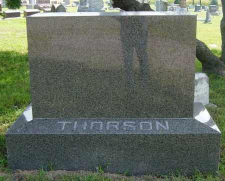 THORSON FAMILY MEMORIAL, THOMAS - Lincoln County, South Dakota | THOMAS THORSON FAMILY MEMORIAL - South Dakota Gravestone Photos