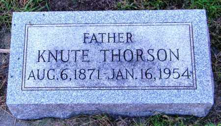 THORSON, KNUTE - Lincoln County, South Dakota | KNUTE THORSON - South Dakota Gravestone Photos