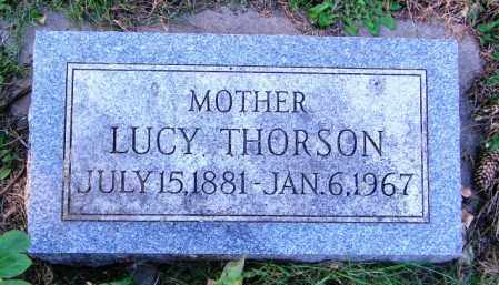 THORSON, LUCY - Lincoln County, South Dakota | LUCY THORSON - South Dakota Gravestone Photos