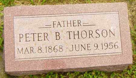 THORSON, PETER B - Lincoln County, South Dakota   PETER B THORSON - South Dakota Gravestone Photos