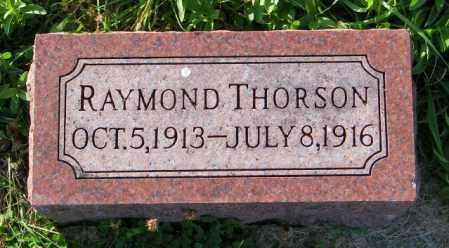 THORSON, RAYMOND - Lincoln County, South Dakota | RAYMOND THORSON - South Dakota Gravestone Photos