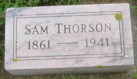 THORSON, SAM - Lincoln County, South Dakota | SAM THORSON - South Dakota Gravestone Photos