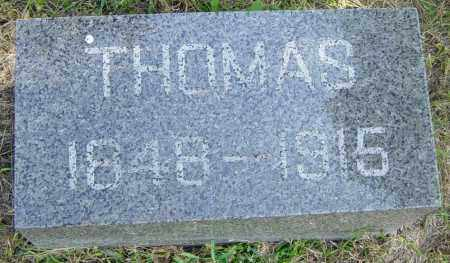 THORSON, THOMAS - Lincoln County, South Dakota | THOMAS THORSON - South Dakota Gravestone Photos