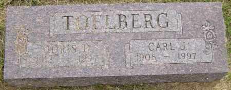 TOELBERG, DORIS D - Lincoln County, South Dakota | DORIS D TOELBERG - South Dakota Gravestone Photos