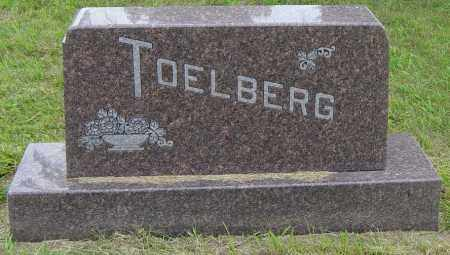 TOELBERG FAMILY MEMORIAL, CARL J - Lincoln County, South Dakota | CARL J TOELBERG FAMILY MEMORIAL - South Dakota Gravestone Photos