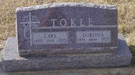 TOKLE, DORTHEA - Lincoln County, South Dakota | DORTHEA TOKLE - South Dakota Gravestone Photos