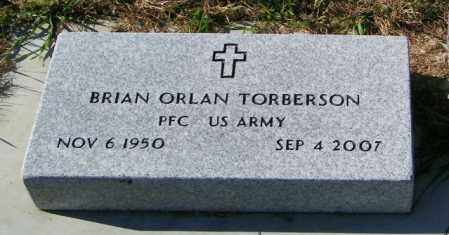 TORBERSON, BRIAN ORLAN - Lincoln County, South Dakota | BRIAN ORLAN TORBERSON - South Dakota Gravestone Photos