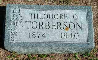 TORBERSON, THEODORE O - Lincoln County, South Dakota | THEODORE O TORBERSON - South Dakota Gravestone Photos