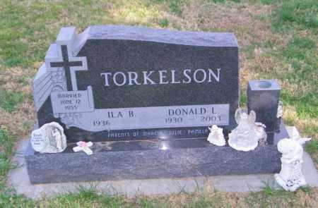 TORKLESON, ILA B. - Lincoln County, South Dakota | ILA B. TORKLESON - South Dakota Gravestone Photos
